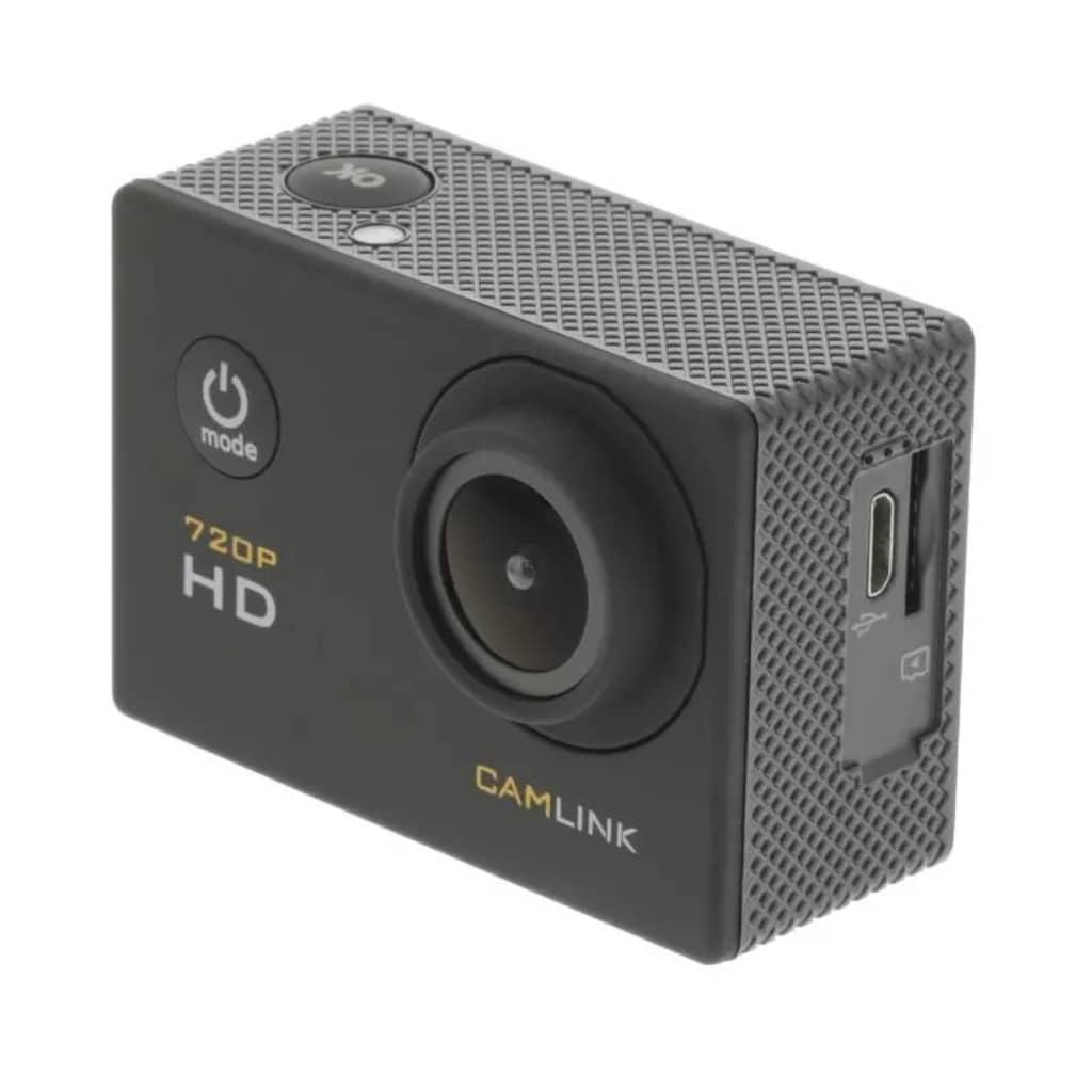 Nedis HD Action Kamera 720p, Svart
