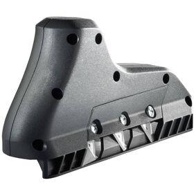 wolfcraft Høvel med trippelblad svart 4009000