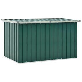 vidaXL Oppbevaringskasse 149x99x93 cm grønn