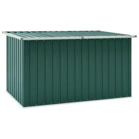 vidaXL Oppbevaringskasse 171x99x93 cm grønn