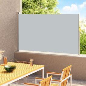 vidaXL Uttrekkbar sidemarkise 180x300 cm antrasitt
