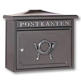 BURG-WÄCHTER Postkasse Sylt 1883 E stål antikk jern