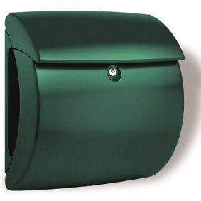 BURG-WÄCHTER Postkasse Kiel 886 GR plast grønn