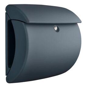 BURG-WÄCHTER Postkasse Pearl 886 GR plast granitt