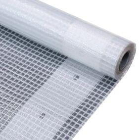 vidaXL Leno Presenning 260 g/m² 2x2 m hvit