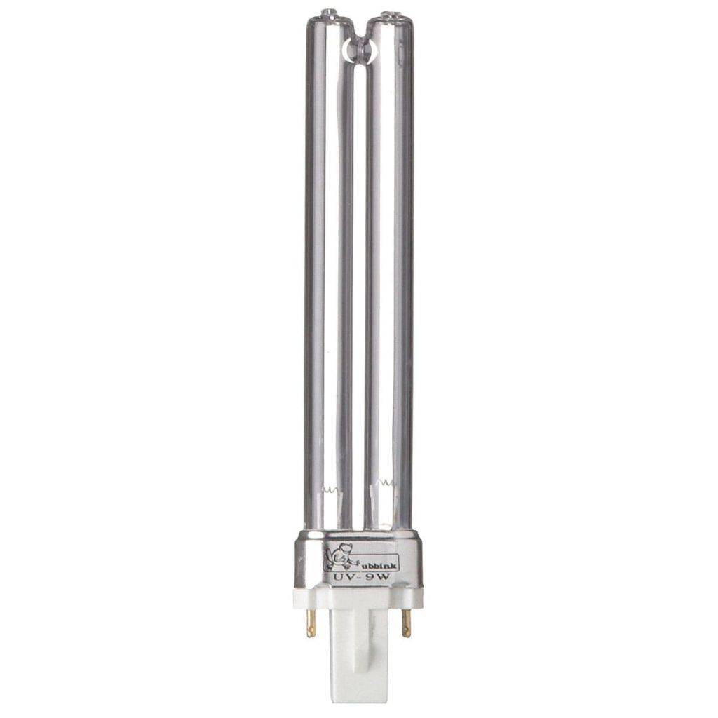 Ubbink Erstatningslyspære for UV-C lamper PL-S 9W 1355110
