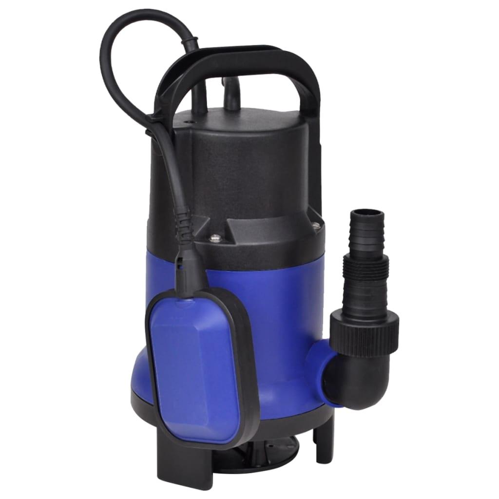 vidaXL Electric Garden Nedsenkbar pumpe for skittent vann 400 W