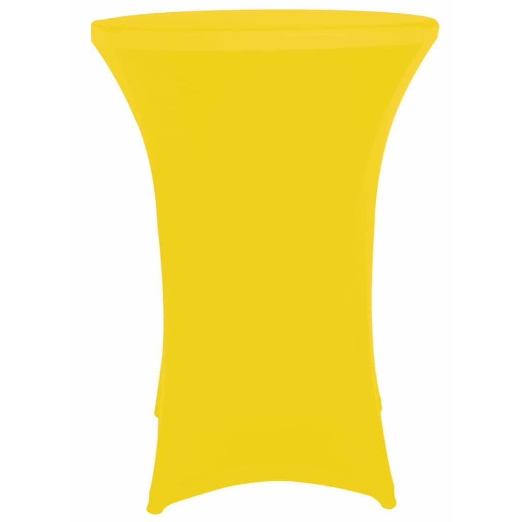 Perel Duk til barbord gul FP205