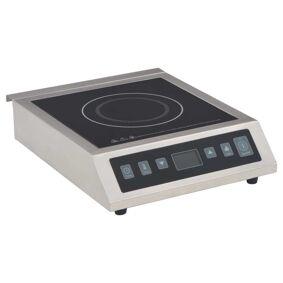 vidaXL Elektrisk kokeplate med berøringsskjerm 3500 W