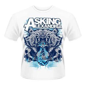ASKING ALEXANDRIA - BEAR SKULL T-Shirt