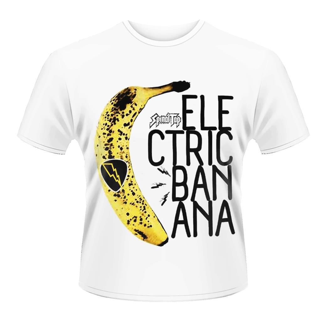 SPINAL TAP - ELECTRIC BANANA T-shirts