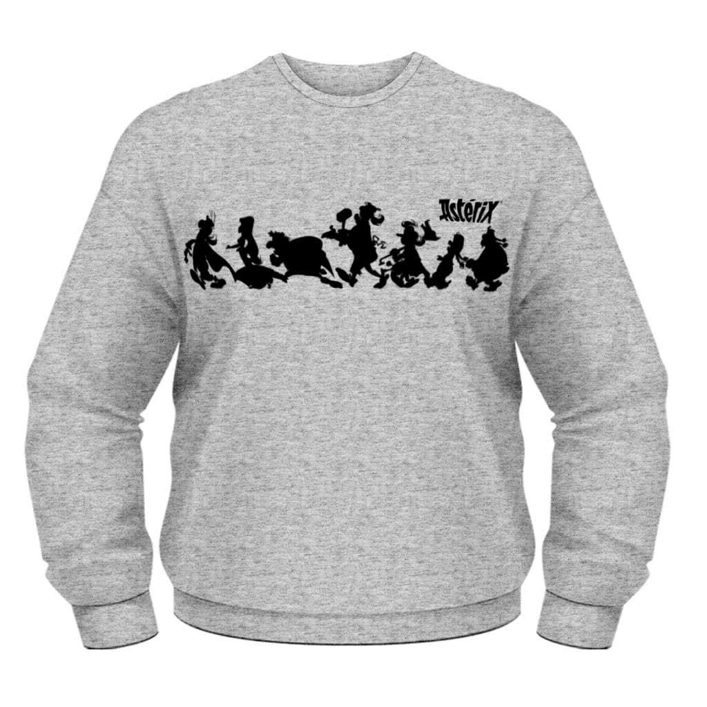 Asterix SILHOUETTE Sweatshirt