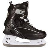 Nijdam Ishockeyskøyter størrelse 46 3350-ZWW-46