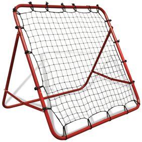 vidaXL Justerbar Fotball Returnett Rebounder 100 x 100 cm