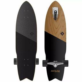 Street Surfing Pumpebrett Shark Attack 91,4 cm KOA BLACK