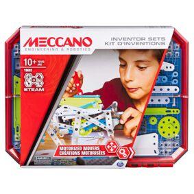 Meccano Bygg og oppfinne sett 5 Motorised Movers