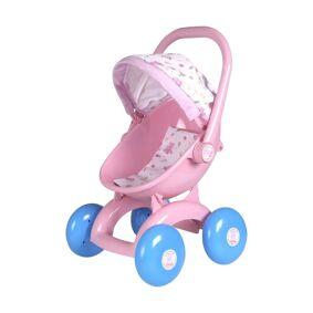 HTI Toys Peppa Gris / Peppa Pig, Dukkevogn - Rosa