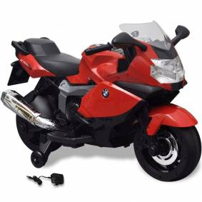 vidaXL Rød BMW 283 El-motorsykkel for Barn 6 V