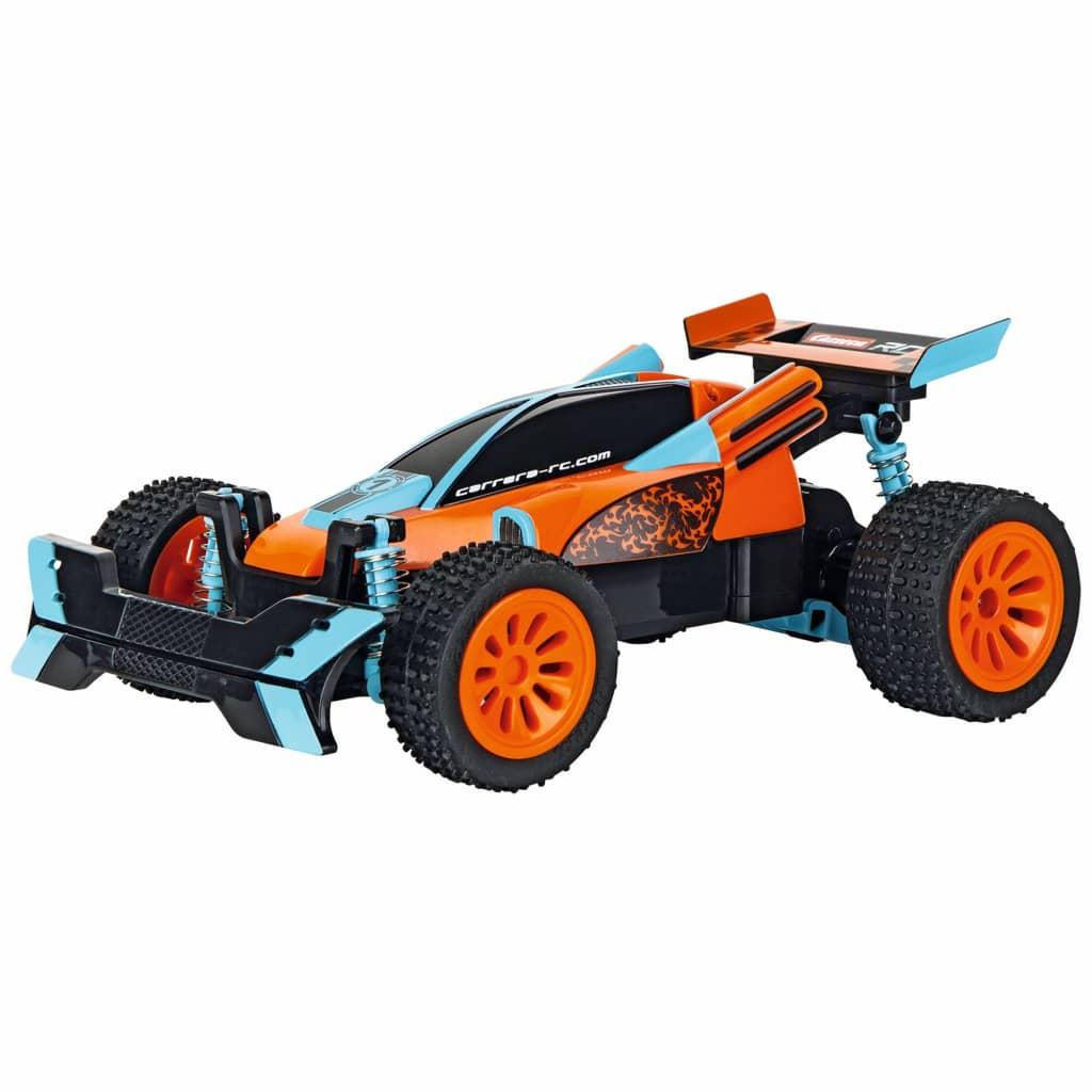 Carrera Reserbil Orange Jumper med RC 1:20