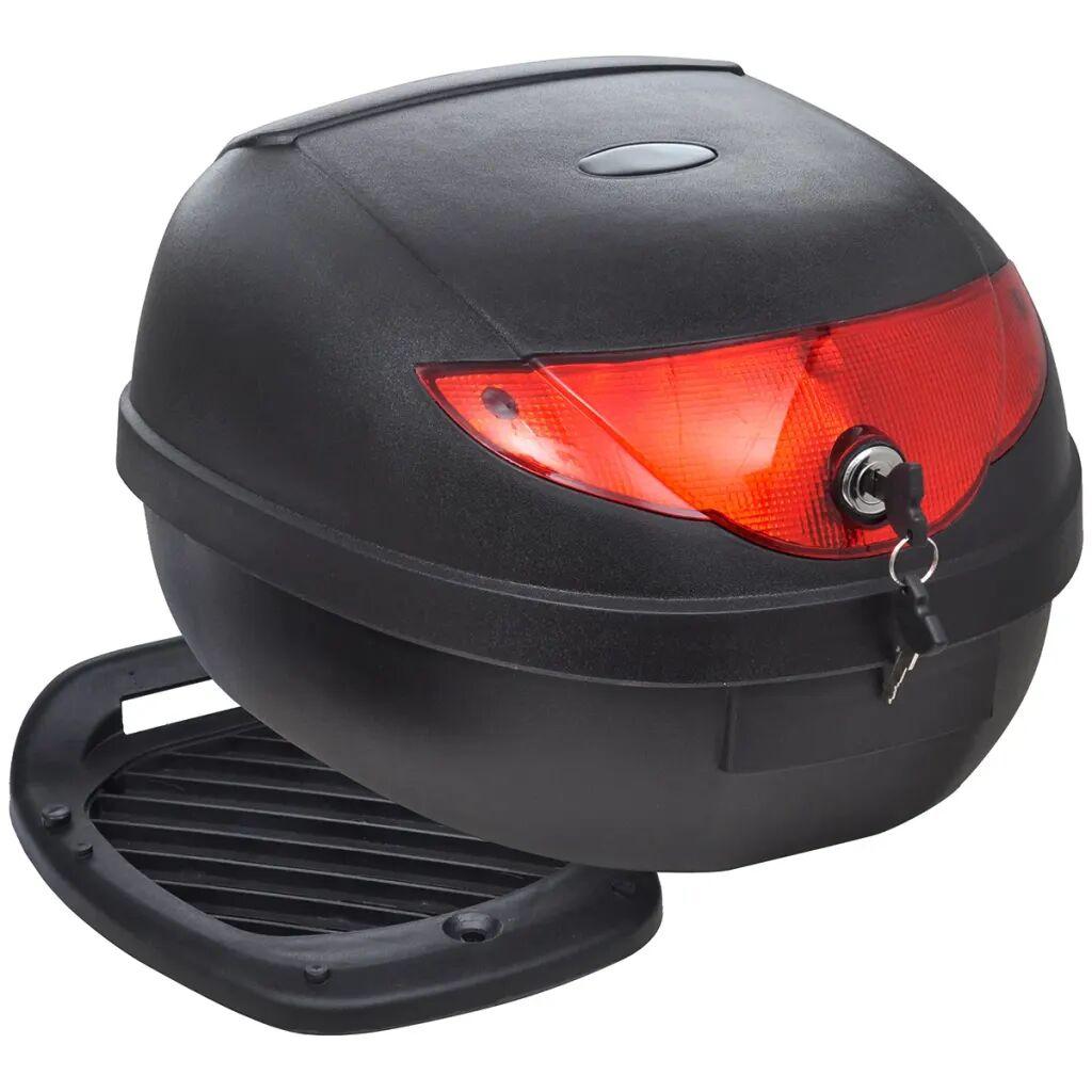 vidaXL Hjelmboks til Motorsykkel 36 L egnet til 1 Hjelm