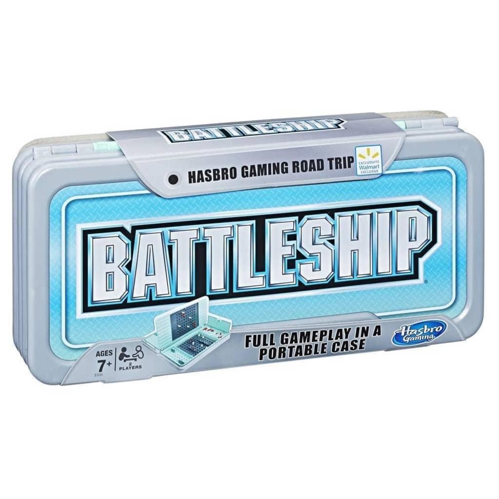 Hasbro Battleship Reisespill