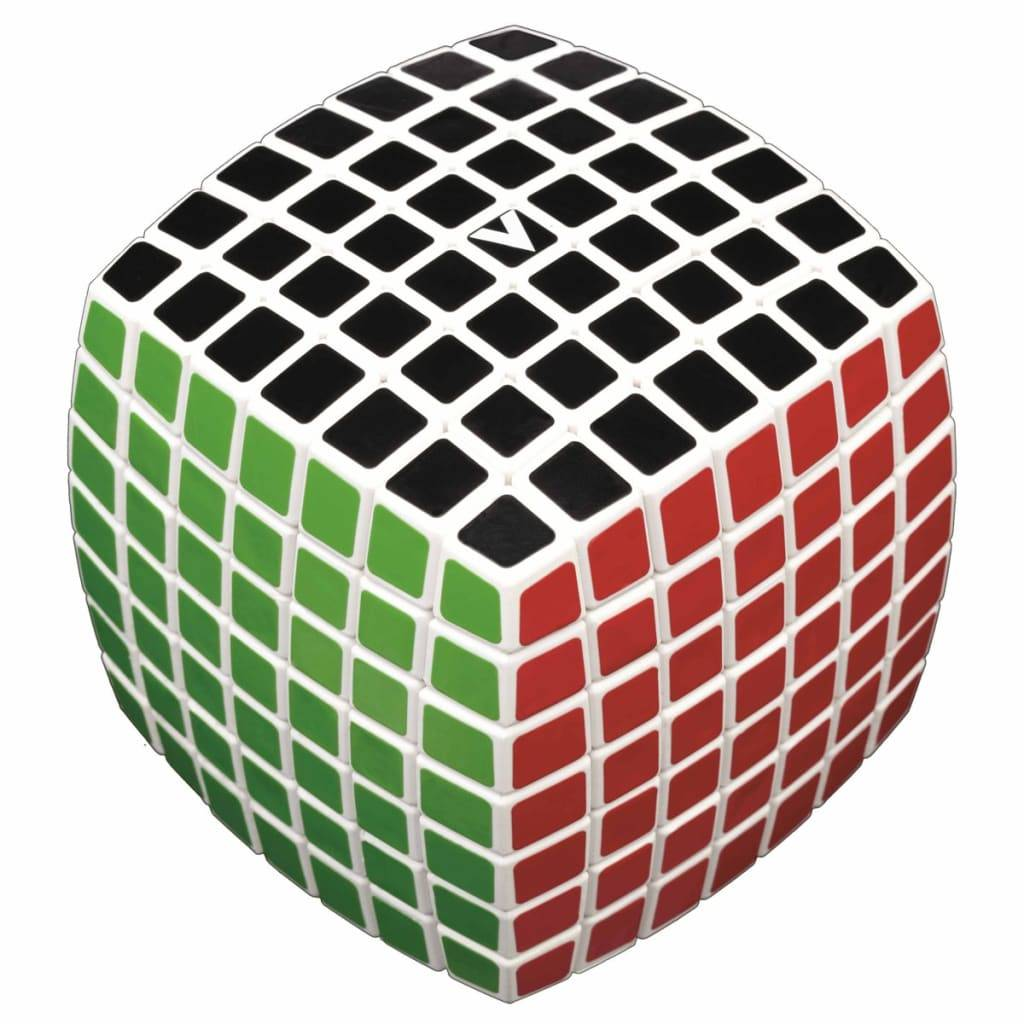 Cube V-Cube 7-lags roterende kube-puslespill 560007