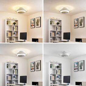 Lindby Ilvie LED-takvifte, hvit