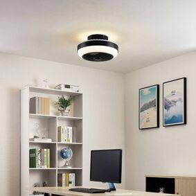 Lindby Pavel LED-takvifte, svart