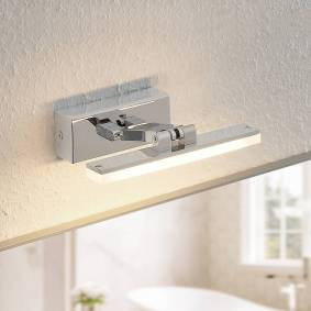 Arcchio Soey LED-speillampe, IP44, 20 cm