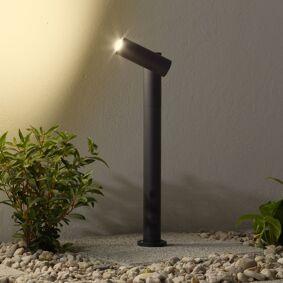 Lucande LED-sokkellampe Narea, justerbar, 43 cm