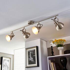 Lindby Vintage-kjøkkenlampe Julin, firepunkts