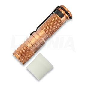 Maratac AA Copper lommelykt