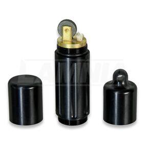 Maratac Vault Cache lighter, svart