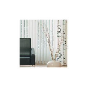 Faber Lamellgardiner - Libra hvit - 6164