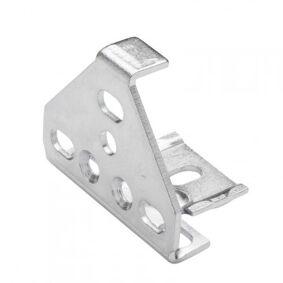 UNIG BASIC Tilbehør - Metal beslag til Rullegardin LUX - UNIG