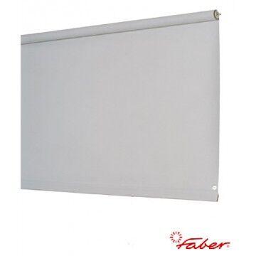 Faber Rullegardiner - Mintaka lystette mørk grå - 5383