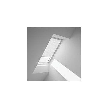 VELUX Rullegardiner - Vit abstrakt med prikker - 4156