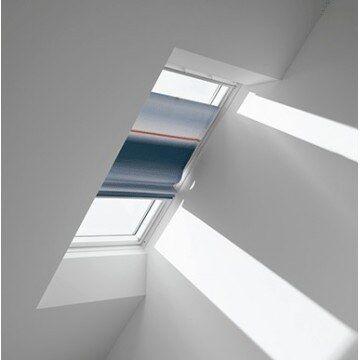 VELUX Liftgardiner - Scholton & Bajings 6:00 mørk - 6520