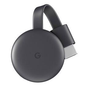 Google Chromecast (3. Gen) - Svart
