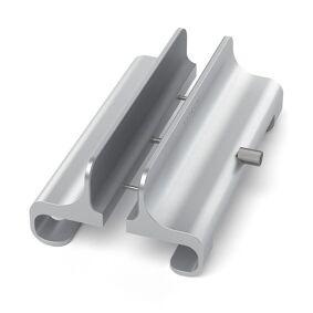 Satechi Aluminum Vertical Laptop Stand (St-Alvlss) - Silver