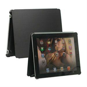 Apple inCover Smart Deksel Stand Til iPad 3 og 4 - Svart