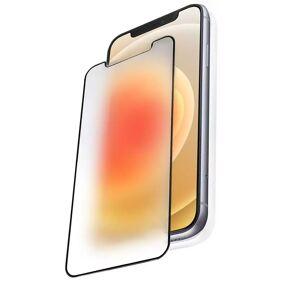 Apple 4smarts Iphone 12 Mini Endurance Hybrid Glass Anti-Glare Skjermbeskytter - Full Fit - Svart