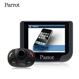 Parrot Mki9200 Avansert Håndfri Bluetooh Bilsett Med Musik System - Svart