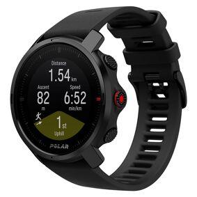 Polar Grit X Fitness Smartwatch Med Gps, Barometer Og Pulsmåler M / L - Svart