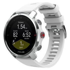 Polar Grit X Fitness Smartwatch Med Gps, Barometer Og Pulsmåler M / L - Hvit