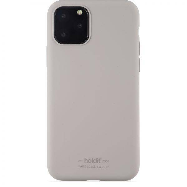 Holdit Iphone 11 Pro Soft Touch Silikon Case - Taupe
