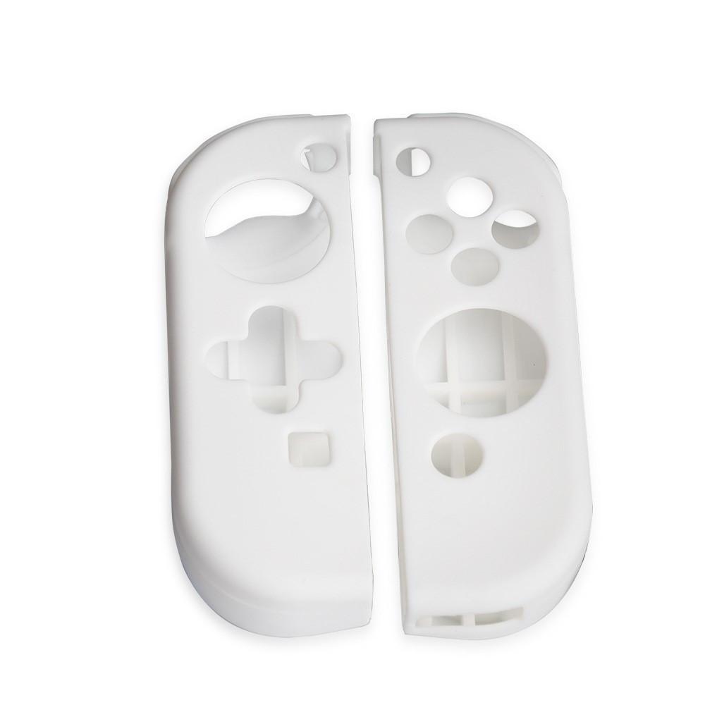 Nintendo Switch Kontroller Silikondeksel Hvit