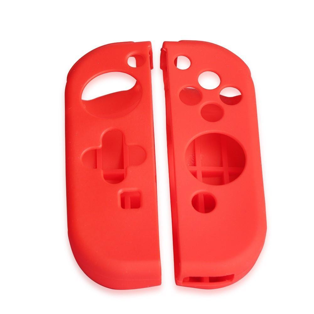 Nintendo Switch Kontroller Silikondeksel Rød