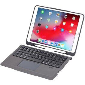 4smarts Ipad 10.2 (2020/2019) Tastatur Deksel - Svart