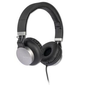4smarts Passiver Eara One On-Ear Hodetelefoner Med Usb-C Og Jack-Stik - Sølv / Svart